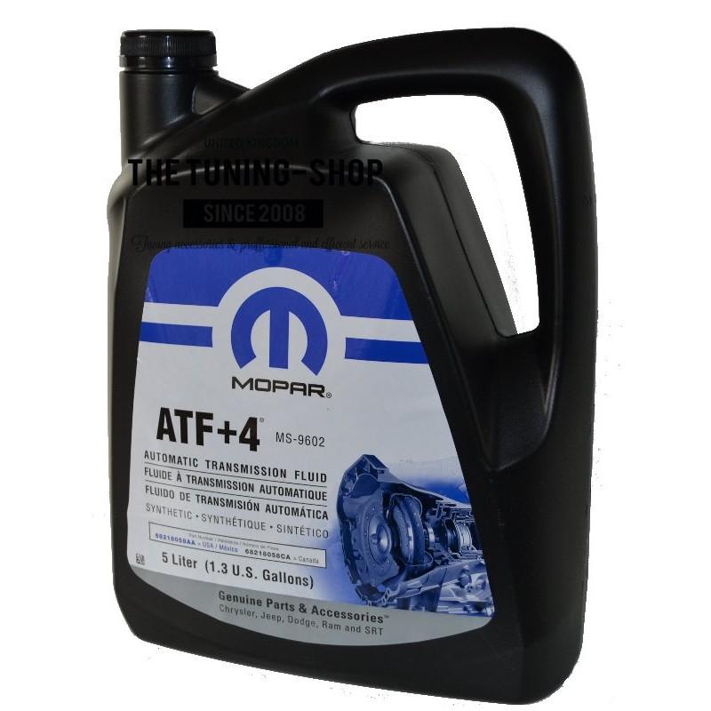 Original Mopar Atf 4 5l Automatic Transmission Fluid For