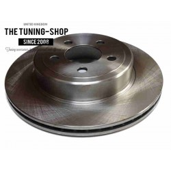 Vented Rear Disc with diameter 320 mm 53024A for Chrysler 300C Dodge Charger Challenger Magnum AWD