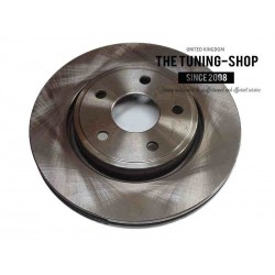 Front Disc Brake Rotors 53026A Diameter 328mm for Jeep Grand Cherokee Commander