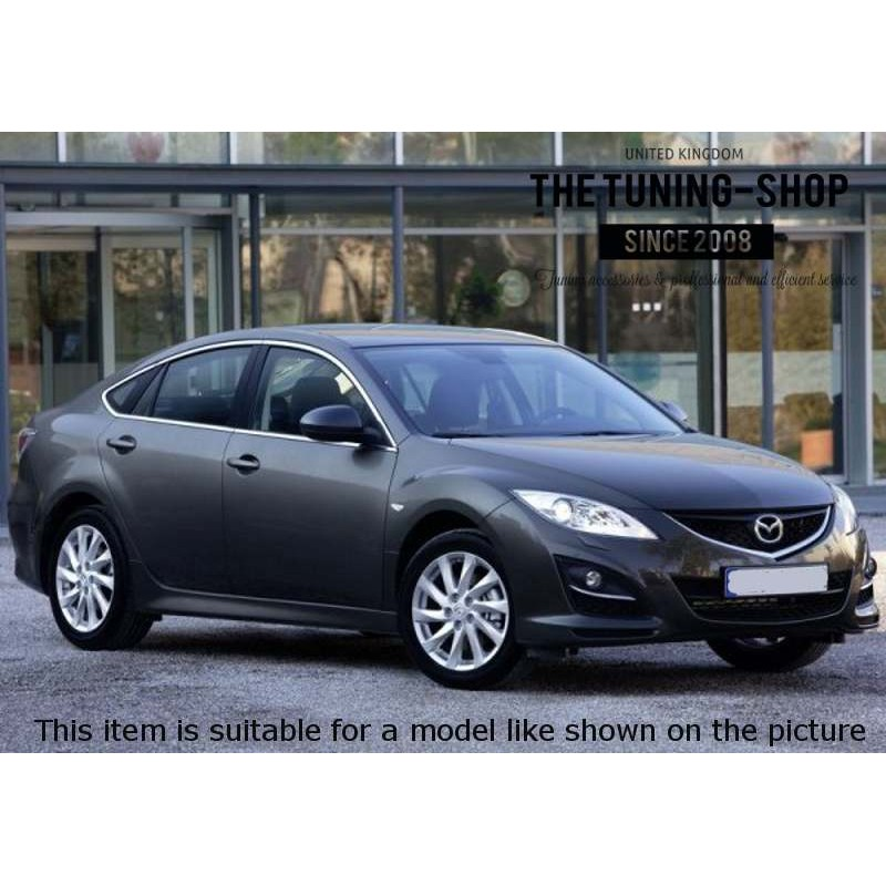 Mazda 6: FOR MAZDA 6 2008-2013 GEAR GAITER SHIFTER BOOT BLACK