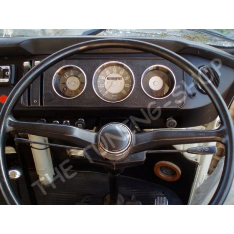 For Vw Volkswagen T2 Camper Bus Bay 67 79 Chrome Dial