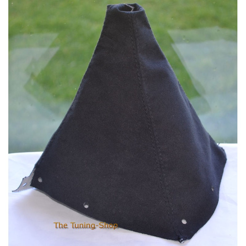 For Mazda 6 2008 2013 Gear Gaiter Shifter Boot Black Leather New: FOR NISSAN SKYLINE R33 GTS GTR GEAR GAITER SHIFT BOOT BLACK SUEDE