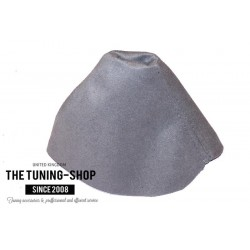 FOR BMW E39 1995-2003 5 SERIES AUTOMATIC GEAR GAITER GREY SUEDE