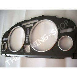 HONDA ACURA LEGEND 91-95 ALUMINIUM GAUGE RINGS SURROUNDS KIT