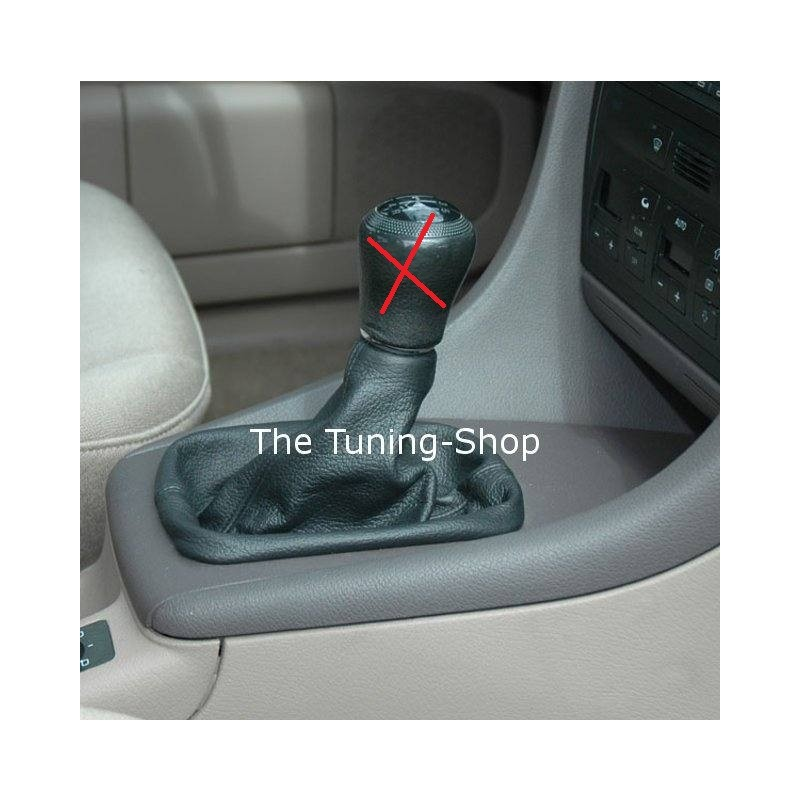 For Mazda 6 2008 2013 Gear Gaiter Shifter Boot Black Leather New: FOR AUDI A6 S6 C5 2002-2004 GEAR GAITER BLACK GENUINE LEATHER SHIFT BOOT NEW