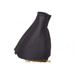 DAEWOO LANOS BLACK LEATHER GEAR GAITER