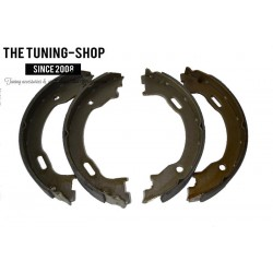 Rear Parking Hand Brake Shoes N777 S777 for Chrysler 300 300C Pacifica Dodge Avenger Charger New