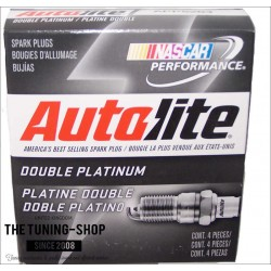 4 x Spark Plug AP5263 Autolite Double Platinum for Chrysler 300 300C Sebring PT Cruiser Dodge Avenger New