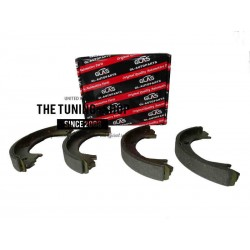Parking Brake Shoe Set N643 S643 for Chrysler PT Cruiser 2001-2010