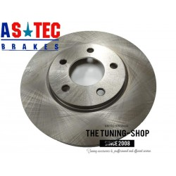 Front Brake Disc Rotors 53004A ASTEC with diameter 281mm for CHRYSLER TOWN & COUNTRY VOYAGER DODGE CARAVAN