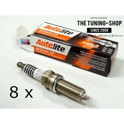 6 x Spark Plug XP5701 Autolite Xtreme Performance For Chrysler CHRYSLER 300 TOWN & COUNTRY