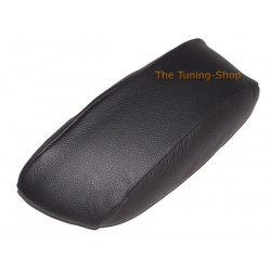 FORD CONTOUR 95-97 ARMREST COVER BLACK LEATHER NEW