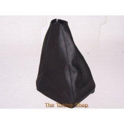 FORD CONTOUR 98-00 SHIFT BOOT GAITER BLACK LEATHER NEW