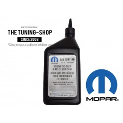 ORIGINAL MOPAR 75W-140 Synthetic Lubricant Fluid 0.946L (1 US Quart)