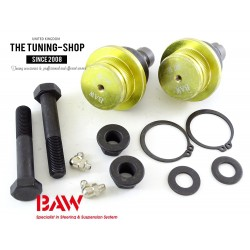 2x Ball Joint,  Front Lower Left + Right K80635 BAW  For NISSAN ARMADA FRONTIER PATHFINDER TITAN