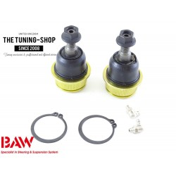 2x Ball Joint, Front Lower Left + Right K500120 BAW For CHRYSLER SEBRING DODGE AVENGER JOURNEY