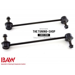 2x Suspension Stabilizer Bar Link Kit Front Left + Right K80104 BAW For FORD ESCAPE MAZDA 2 TRIBUTE