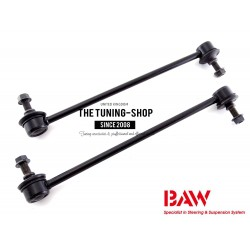 2x Suspension Stabilizer Bar Link Kit Front Left + Right K80296 BAW For FORD ESCAPE MAZDA TRIBUTE