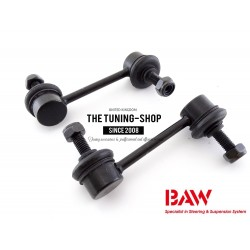 2x Suspension Stabilizer Bar Link Kit Rear Left + Right K750184 BAW For FORD EDGE LINCOLN MKX