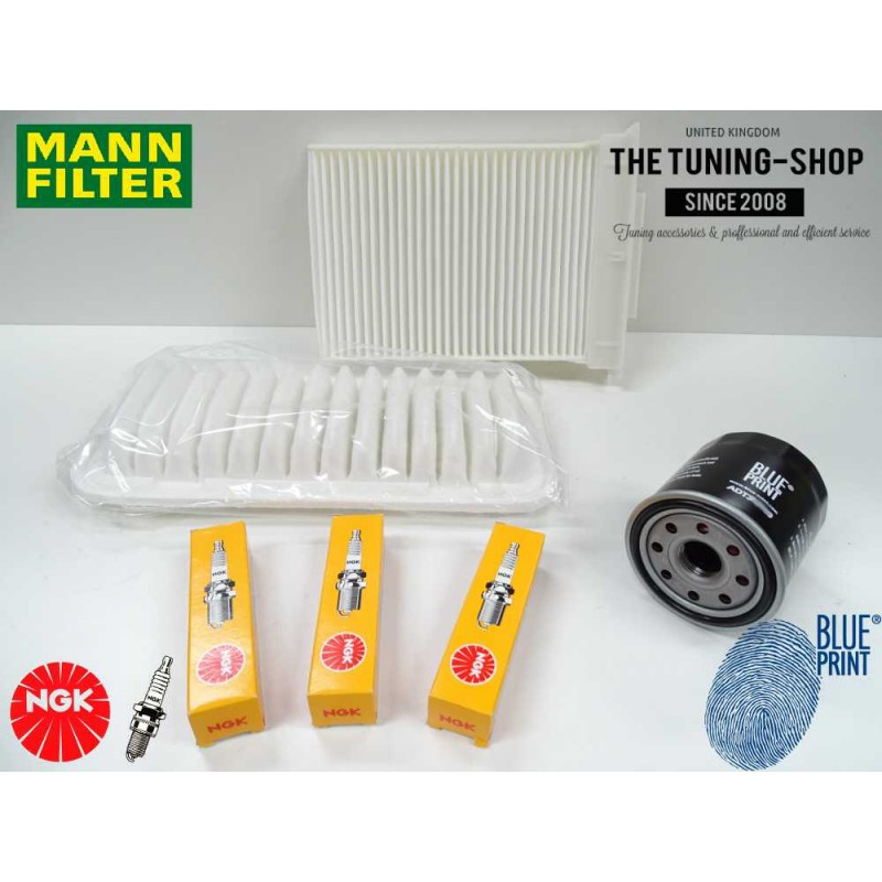 Premium Service Kit For Toyota Aygo 1 0 68hp 05 14 Air