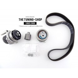 Water Pump & Timing Belt Kit GATES KP55569XS-1 For AUDI A4  2,0 TDI  100/103KM 04'-08'  BNA/BRF/BPW