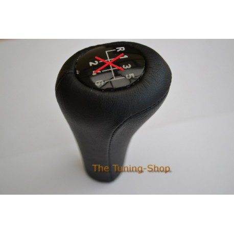 For Bmw E30 1982 1991 Black Leather Cover For Gear Knob The Tuning Shop Ltd
