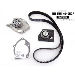 Water Pump & Timing Belt Kit GATES KP15610XS For RENAULT LAGUNA 1.9 DCI 110/130HP
