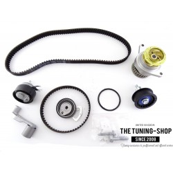 Water Pump & Timing Belt Kit GATES KP15580XS For VOLVO V70 II  2.4 D5  163/185KM
