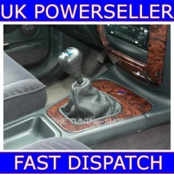 FORD SCORPIO BLACK LEATHER GEAR GAITER NEW