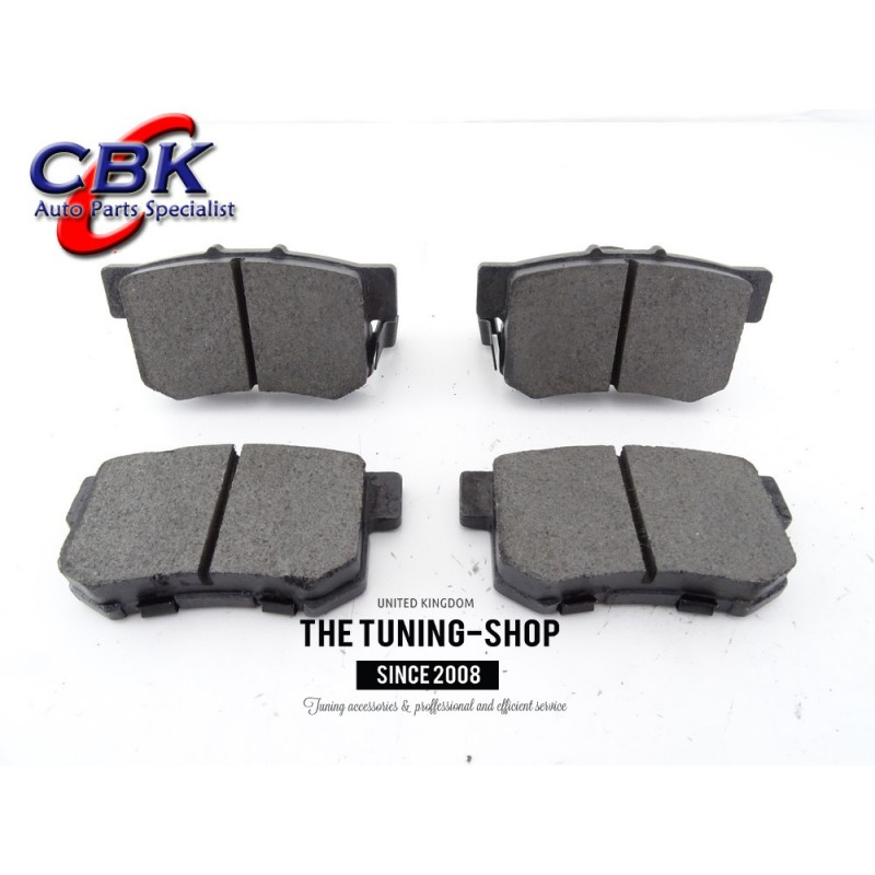 Acura 02-06 RSX OEM Rear Brake Pads: K Series Parts