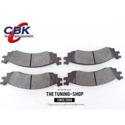 Front Brake Pads D1119 CBK For HUMMER H3 2006-2010