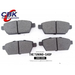 Rear Brake Pads D1120 CBK For HUMMER H3 2006-2010
