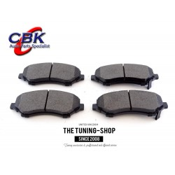 Front Brake Pads D1273 CBK For CHRYSLER TOWN & COUNTRY DODGE GRAND CARAVAN