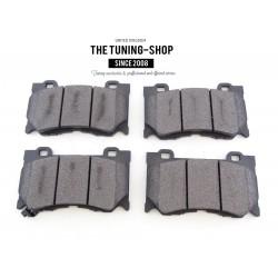 Front Brake Pads Set D1346 UAP For INFINITI FX50 G37 M37 M56 Q50 Q60 Q70 QX70 NISSAN 370Z