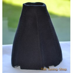 HONDA CIVIC MK8 SEDAN COUPE Si FA FD FG 06-11 GEAR GAITER SHIFT BOOT BLACK SUEDE