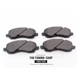 Front Brake Pads D857 CBK For CHRYSLER TOWN & COUNTRY VOYAGER DODGE CARAVAN
