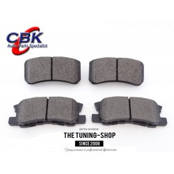 Rear Brake Pads D865 CBK For ACURA MDX HONDA ODYSSEY PILOT