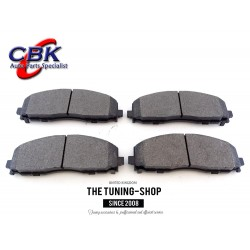 Front Brake Pads D1521 UAP For HONDA ACCORD CROSSTOUR CR-V ODYSSEY