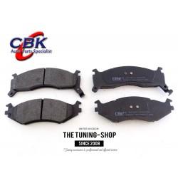 Front Brake Pads D997 CBK For CHRYSLER PACIFICA 2004-2008