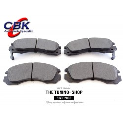Front Brake Pads D522 CBK For CHRYSLER GRAND VOYAGER IMPERIAL LEBARON