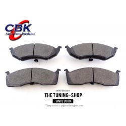 Front Brake Pads D576 CBK For MERCURY VILLAGER 1993-2002 NISSAN QUEST 1993-2002