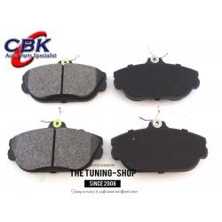 Front Brake Pads D591 CBK For CHRYSLER CONCORDE GRAND VOYAGER INTREPID