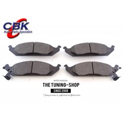 Front Brake Pads D633 CBK For DODGE NEON PLYMOUTH NEON 1995-1999