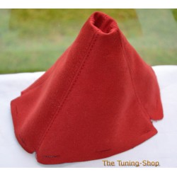 HONDA INTEGRA 94-01 GEAR GAITER SHIFT BOOT RED ALCANTARA