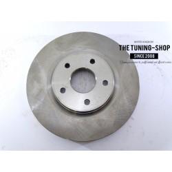 Brake Disc Rotor Front 53068 JASON For CHRYSLER TOWN & COUNTRY DODGE JOURNEY