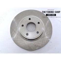 Brake Disc Rotor Rear 53069 JASON For CHRYSLER TOWN & COUNTRY DODGE JOURNEY
