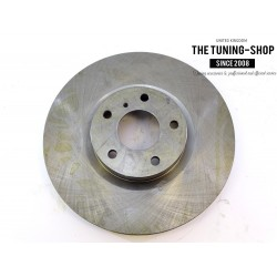 Brake Disc Rotor Front 31375A AS TEC For NISSAN 350Z 370Z ALTIMA MAXIMA MURANO