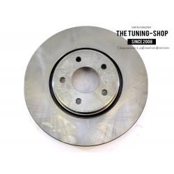 Brake Disc Rotor Front 31475 AS TEC For INFINITI FX35 FX37 FX45 QX70