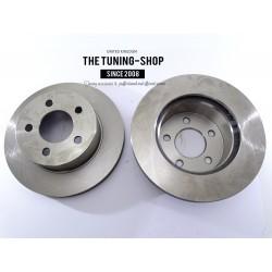 Brake Disc Rotor Front 5115 JASON 7142 For JEEP CHEROKEE COMANCHE WRANGLER