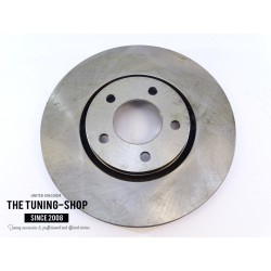 Brake Disc Rotor Front 53001 AS TEC For JEEP LIBERTY 2002-2007